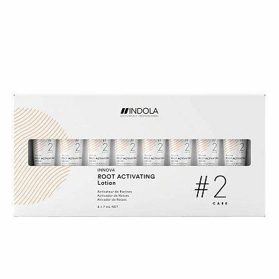 Indola Anti-hairloss Haj-aktiváló Folyadék - 8*7ml
