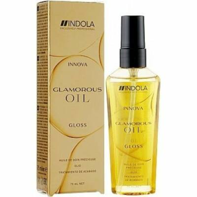 Indola Glamorous Oil Hajápoló Olaj, 75ml