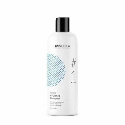 Indola Hydrate hidratáló hajsampon, 300ml