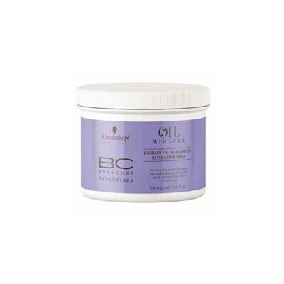 Schwarzkopf Professional Bonacure Oil Barbary Pakolás, 500ml