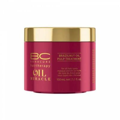 Schwarzkopf Professional Bonacure Oil Brazilnut Pakolás, 150ml
