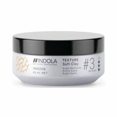 Indola Soft Clay - agyagos hajfromázó 85ml