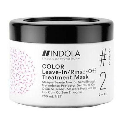 Indola Color színvédő hajpakolás, 200ml