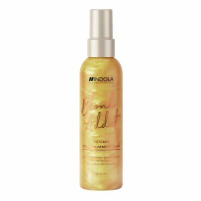 Indola Blonde Addict Gold Shimmer Spray, 150ml