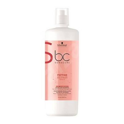 Schwarzkopf Professional Bonacure Peptide Repair Rescue Deep Nourishing Sampon 1000ml