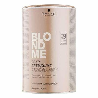 Schwarzkopf Professional BlondMe Prémium szőkítőpor 9+ 450gr