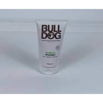 Bulldog Original Arctisztító gél Uraknak, 150ml