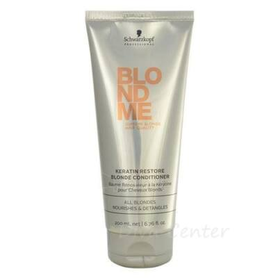 Schwarzkopf Professional BlondMe AllBlond Balzsam 200ml