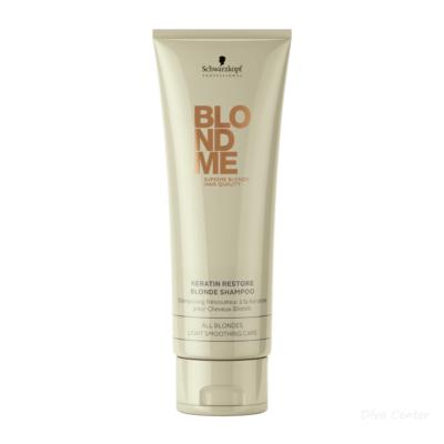 Schwarzkopf Professional BlondMe AllBlond sampon 250ml