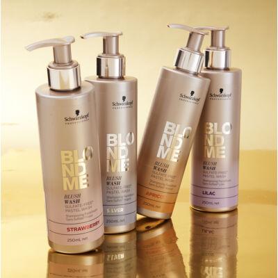 Schwarzkopf Professional BlondMe Blush wash eper, 250ml