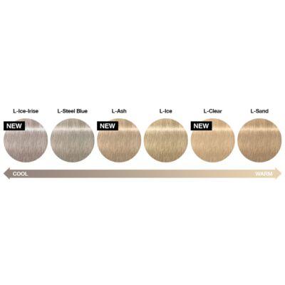 Schwarzkopf Professional BlondMe hajfesték, L-Ash, 60ml