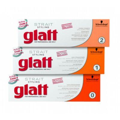Schwarzkopf Professional Natural Styling Strait S. Glatt hajkiegyenesítő szett - 0, 82+80ml